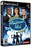 Karaoke Revolution Presents: American Idol Encore - PlayStation 2
