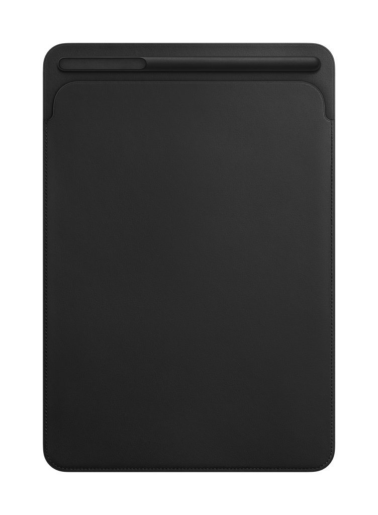 Apple Leather Sleeve for 10.5'' iPad Pro - Black by Apple