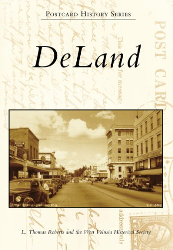 DeLand (Postcard History Series)
