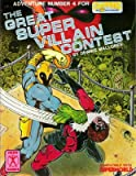 The Great Super Villain Contest (Adventure Number 4 for Champions)