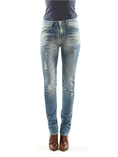 brand new 417e7 512e3 Carrera Jeans Women Blue Jeans - 0T752M at Amazon Women's ...