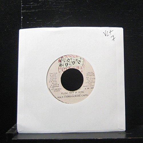 Poly Famous / Rose Capri - Fling Wey Di Ring - 7