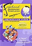 Artool Freehand Airbrush Template Instruction DVD