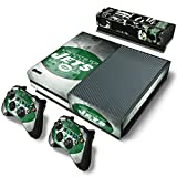 FriendlyTomato Xbox One Console and Controller Skin Set - Football NFL - PlayStation 4 Vinyl