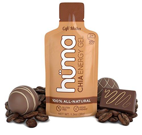 Huma Energy Gel Mocha Caffeine product image
