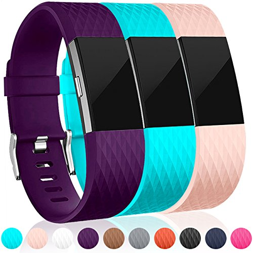Fitbit Maledan Replacement Accessory Wristbands