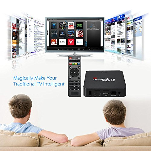 Docooler M9S-PRO Smart Android 5.1 TV Box Amlog...