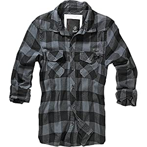 Brandit Men's Check Shirt