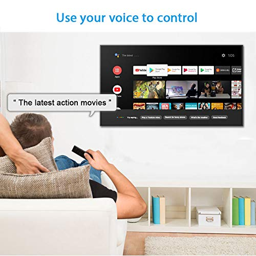 Android 8 0 TV Box, MECOOL KM8 Google Certificated Smart TV Box with Voice  Remote, 2GB RAM 16GB ROM Amlogic S905X Quad-Core, Support 2 4G WiFi 4K Full