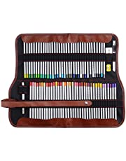 Juego de 72 lápices de colores Marco Raffine 7100, para arte, con bolsa de lienzo plegable, para libros de colorear para adultos, dibujo, escritura, diseño y tarjetas de bendiciones