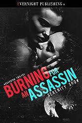 Burning for an Assassin (Assassins Trilogy Book 2)