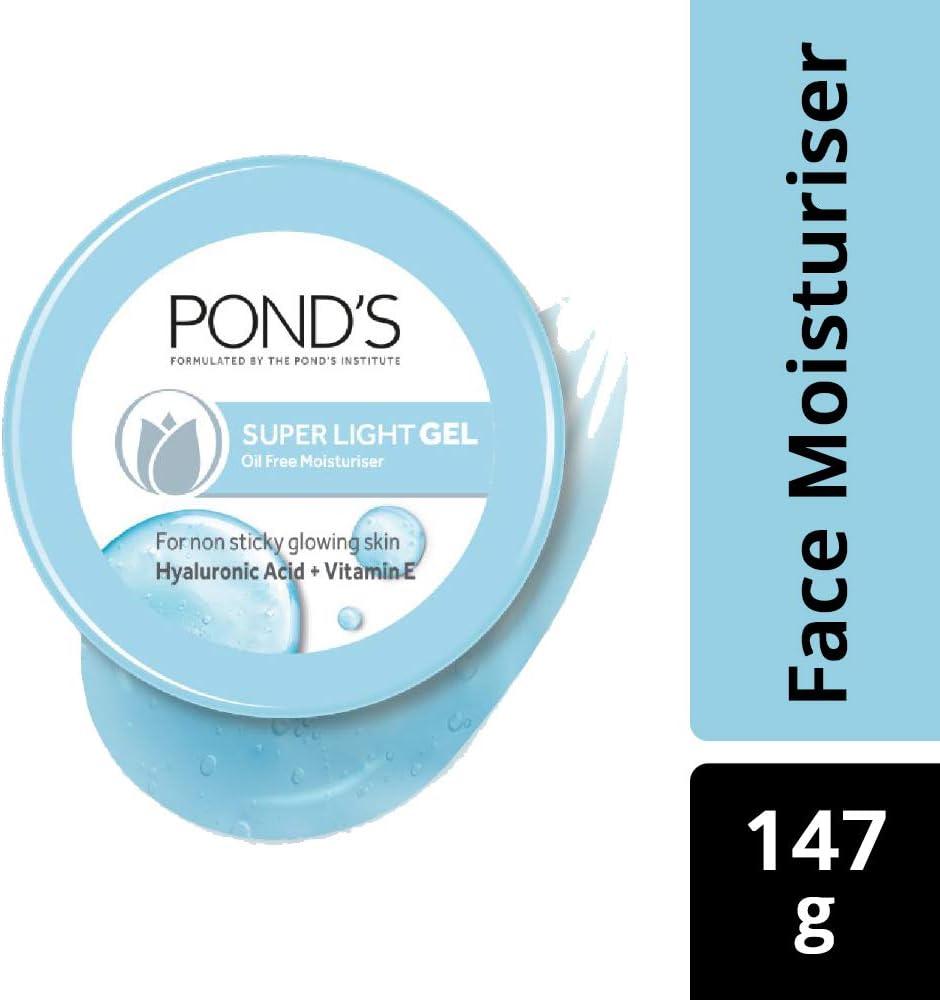 Pond's Super Light Gel Moisturiser, 147 g @ Amazon