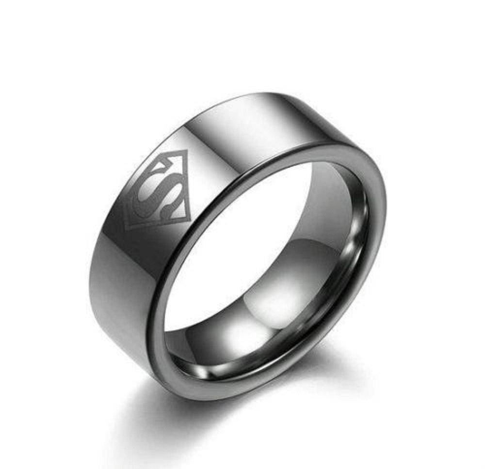 Fashion Jewelry ~ Superman Ring