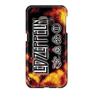 Samsung Galaxy S6 Hpj267iXmC Custom Realistic Led Zeppelin Band Image Shock Absorbent Hard Cell-phone Case -JasonPelletier