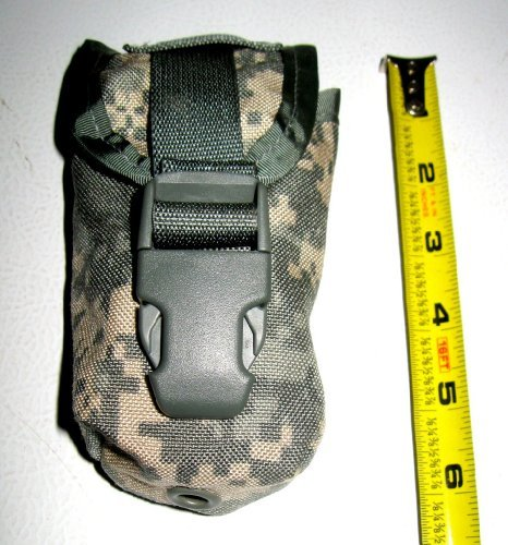 Surplus Acu Military - US Military MOLLE II ACU Flashbang Grenade Pouch
