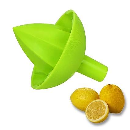 Compra Exprimidor de limones PaWa Exprimidor de zumos de plástico y ...