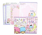 Exclusive Sanrio Letter Stationery Set Japan Special Edition (Little Twin Stars Lavender)