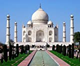 The Taj Mahal India Photo Poster Historical Archtecture Posters 11x14