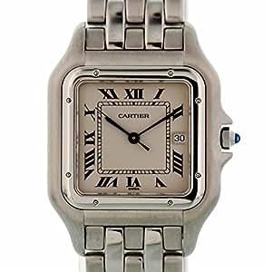 Cartier Panthere de Cartier quartz mens Watch 1300 (Certified Pre-owned)