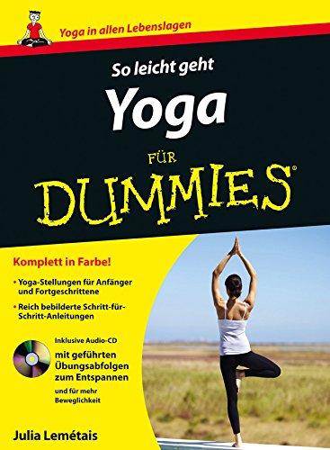 So leicht geht Yoga für Dummies, Enhanced Edition (German ...