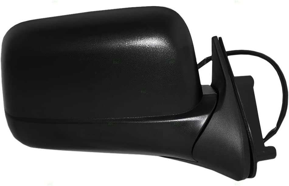 Passengers Power Side View Mirror Textured Replacement for Nissan Pickup Truck SUV 96301-3S500 AUTOANDART