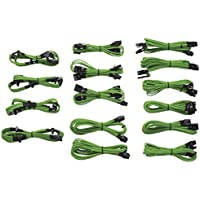 Corsair CP-8920047 Standard Power Cable Kit, Green