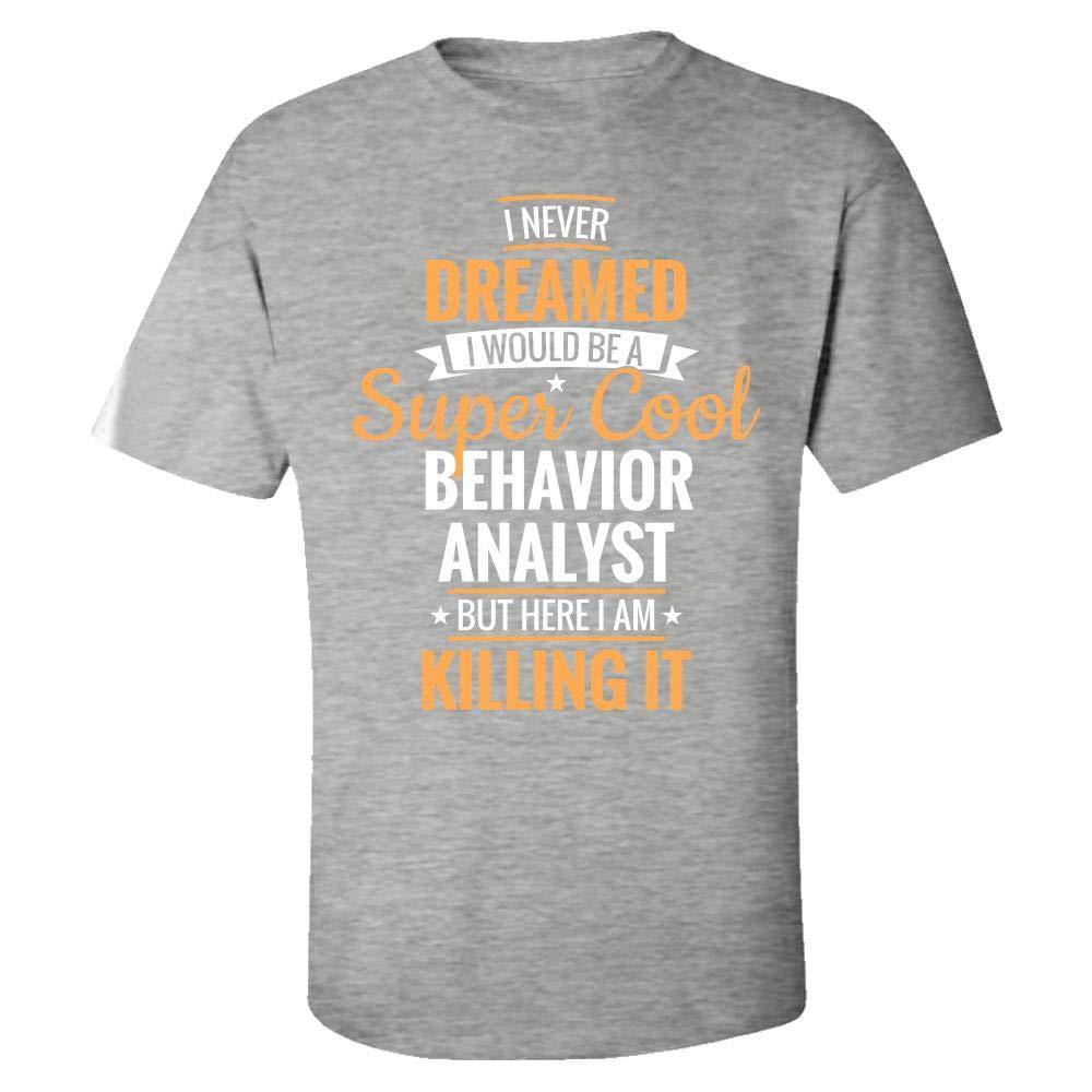 Amazon com: Behavior Analyst Gift - Kids T-Shirt Ash Gray