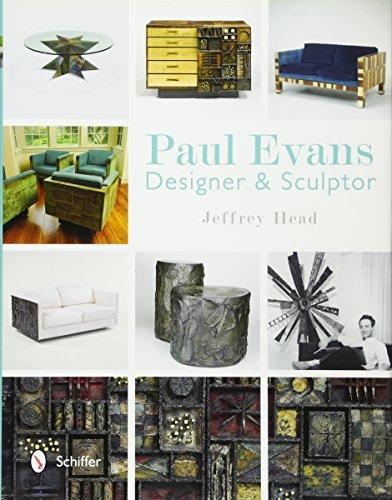 Paul Evans: Designer & Sculptor