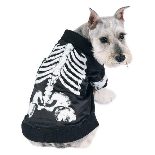 [Paper Magic Group Skeledog Pet Costume] (Weenie Costumes)