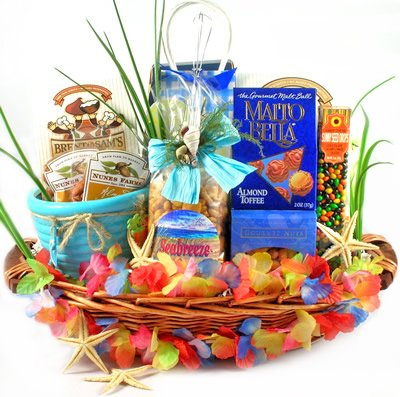Aloha! Gourmet Gift Basket