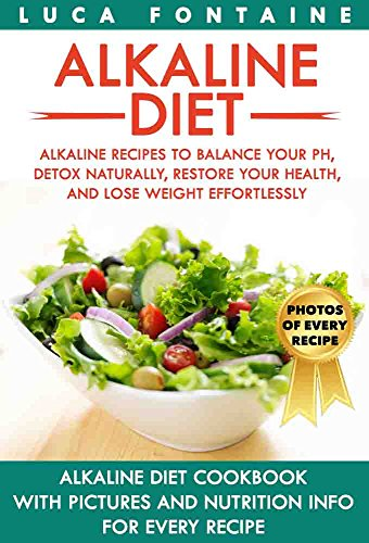 Alkaline Diet Naturally Effortlessly NUTRITION ebook product image