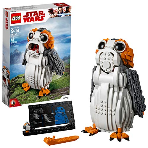 LEGO Star Wars Porg 75230 Building Kit, Multicolor