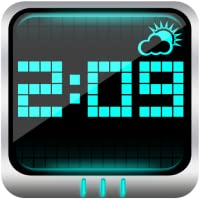 Digital Alarm Clock (Kindle Tablet Edition)
