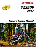 LIT-11626-23-43 2010 Yamaha YZ250F Four-Stroke Motorcycle Owners Service Manual