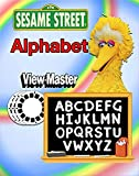 Sesame ALPHABET - Classic ViewMaster - 3 Reel Set - Grover, Ernie, little bird