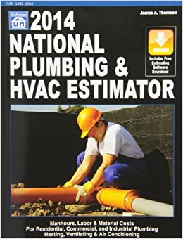 2014 national plumbing hvac estimator national plumbing and hvac estimator. Resume Example. Resume CV Cover Letter