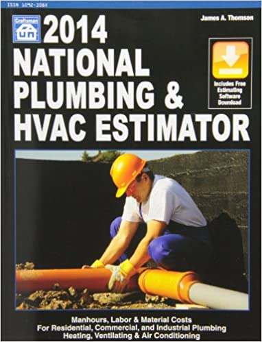 national plumbing hvac estimator 2014 national plumbing and hvac estimator - Hvac Estimator