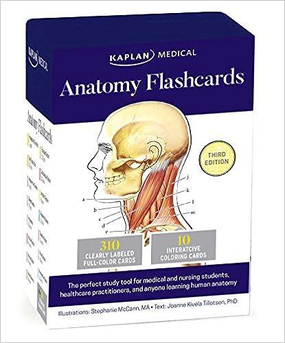 Anatomy Flashcards 9781506223537 Medicine Health Science Books