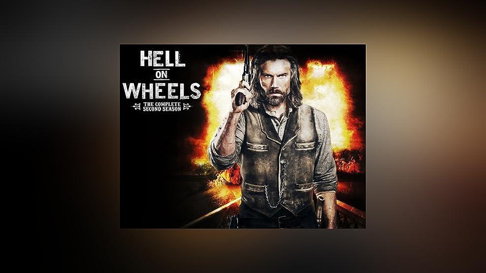 Hell On Wheels - Staffel 2 [OV]