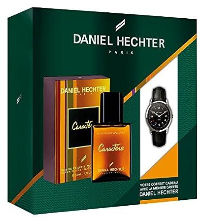 Daniel Hechter - Set de colonia y reloj de pulsera, 50 ml, para hombre