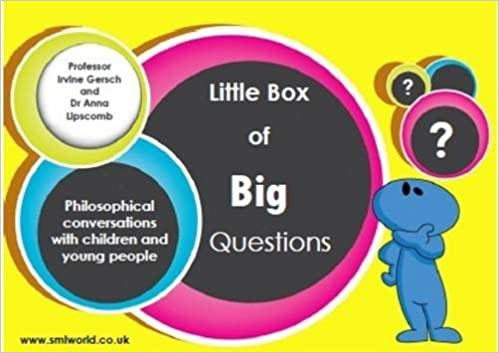 Download online The Little Box of Big Questions: Philosophical and Meaningful Conversations with Children and Young People PDF, azw (Kindle), ePub