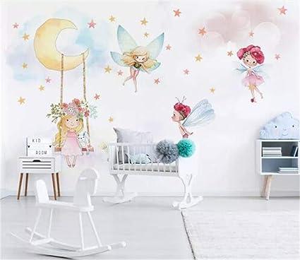 Sktyee Wallpapers Moderno 3d Personalizado Foto Infantil Mural Papel