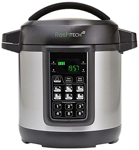 Ball FreshTech 1440035015 Auto Canning Jar, Large, (Automatic Jelly)
