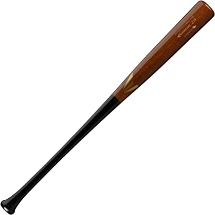 Slazenger Rubber Grip Durable Wooden Stick Sports Blade Rounders Baseball Bat