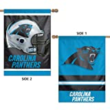 Carolina Panthers Official NFL 28''x40'' Banner Flag by Wincraft