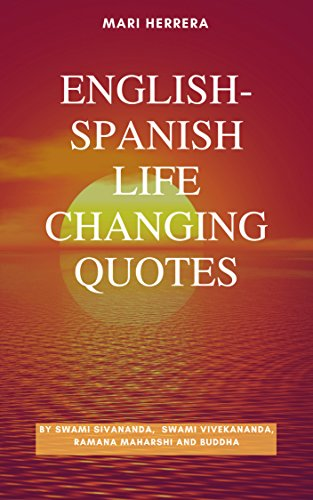 English Spanish Life Changing Quotes By Swami Sivananda Swami