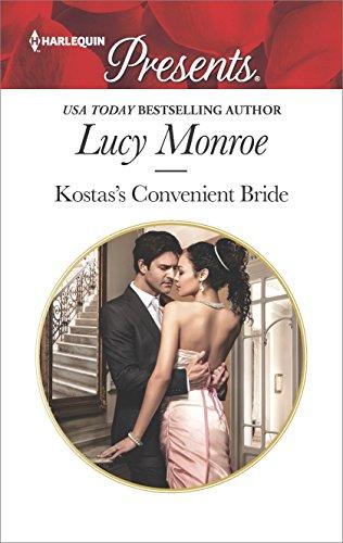 Kostas's Convenient Bride: A Greek Billionaire Marriage of Convenience (Harlequin Presents Book 3617)