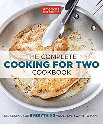 The complete cooking for two cookbook 650 recipes for everything the complete cooking for two cookbook 650 recipes for everything youll ever want to make kindle edition by americas test kitchen cookbooks food forumfinder Choice Image