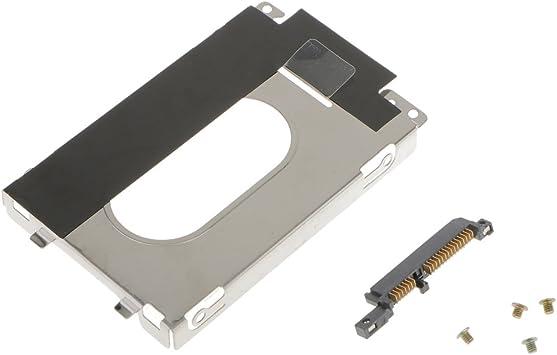 Generic - Caja para disco duro interno de repuesto (SATA) para Pavilion DV9000 y DV6000: Amazon.es: Electrónica