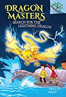 Search for the Lightning Dragon: A Branches Book